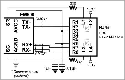 ethernet port lines rh docs tibbo com Ethernet Plug Wiring Diagram Home Ethernet Wiring Diagram